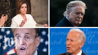The wildest political moments of 2020 | The Washington Post