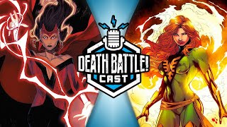 Scarlet Witch VS Jean Grey w/ IGN's Destin Legarie | DEATH BATTLE Cast #220