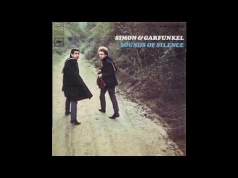 Simon And Garfunkel - The Sound Of Silence Full Album