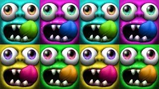 Zombie Tsunami : Giant Zombies Run Eat All Human + Legendary Zombird Android Gameplay