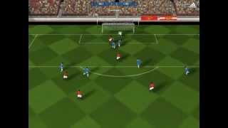 Trận đấu cực hay giữa Chelsea Vs MU trong FiFa Online 2