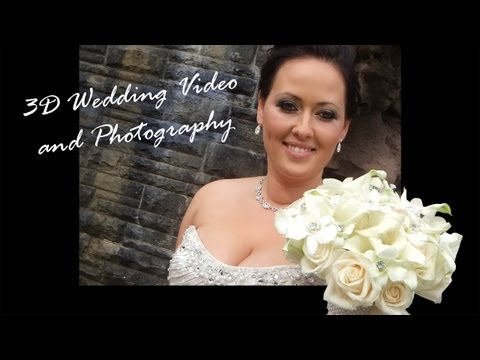 3D Wedding Video Production