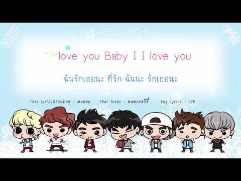 [Karaoke/Thaisub] GOT7(갓세븐) - Confession Songs (고백송) #TNTSUB