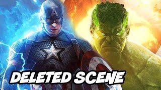 Avengers Endgame Deleted Scenes - Avengers Assemble Finale Battle Alternate Ending Breakdown
