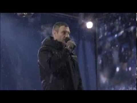 Кличко: Якщо Янукович не піде назустріч, ми підемо у наступ