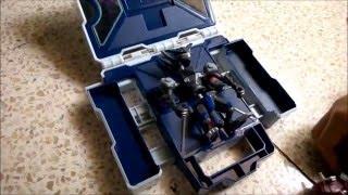 [Throw Back Vid] Danball Senki LBX Battle Custom Case - Unboxing and Test
