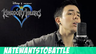 Kingdom Hearts - Simple and Clean Cover - NateWantsToBattle