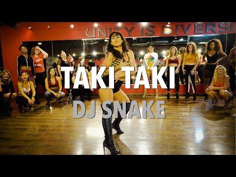TAKI TAKI - DJ SNAKE, SELENA GOMEZ, OZUNA, CARDI B | BRINN NICOLE CHOREOGRAPHY | PUMPFIDENCE