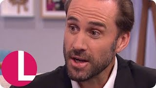 Joseph Fiennes Says 'The Handmaid's Tale' Is So Relevant Today | Lorraine