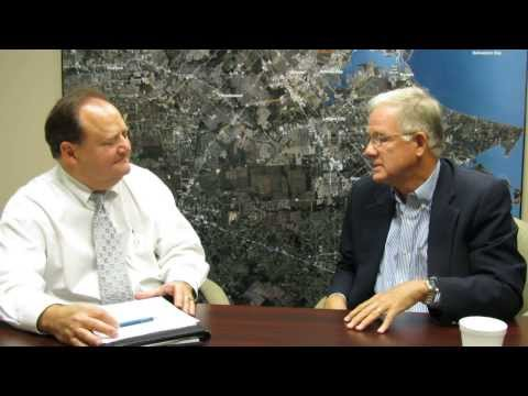 Interview with Dr.  Phil Bedient on Surge Suppression 7-18-2013