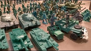 Army Men vs Lego 2 | The General