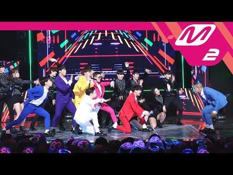 [MPD직캠] 비투비 직캠 4K '신바람(BLOW UP)' (BTOB FanCam)   @MCOUNTDOWN_2017.10.19