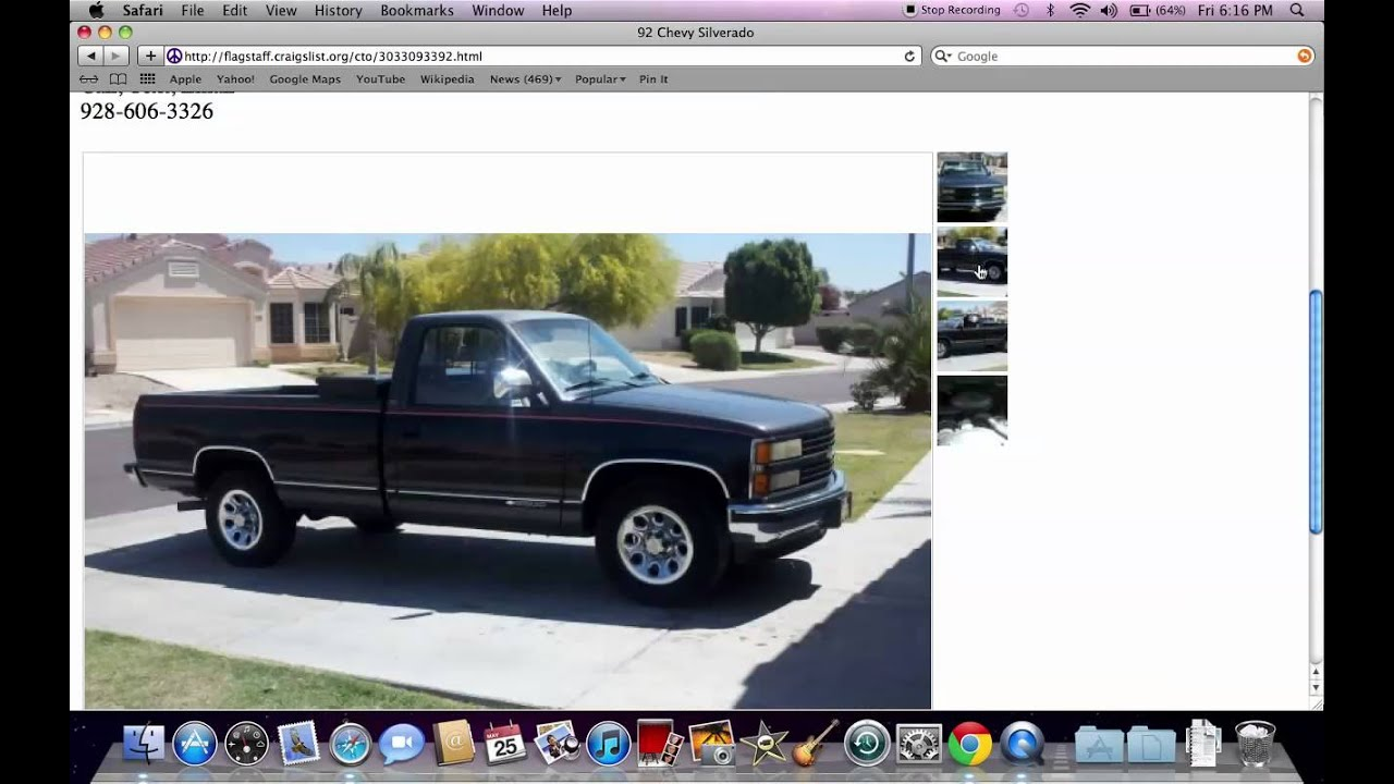 Used Pickup Truckss: Used Pickup Trucks On Craigslist