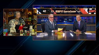 Misty-eyed at the Mothership: Dan Patrick on His Emotional Return to ESPN | 9/9/19