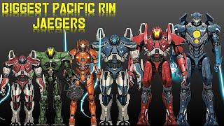 Top 10 Biggest Pacific Rim Jaegers