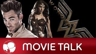AMC Movie Talk – Chris Pine In Talks For WONDER WOMAN Love Interest, TRANSFORMERS Prequel?