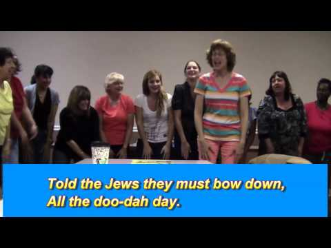 Antiochus Came to Town (The Hanukkah Song)