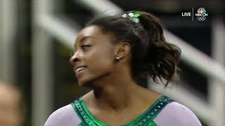 Simone Biles – Floor Exercise – 2019 U.S. Gymnastics Championships – Senior Women Day 1 - NBCSN