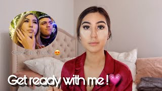 GET READY WITH ME!!!!