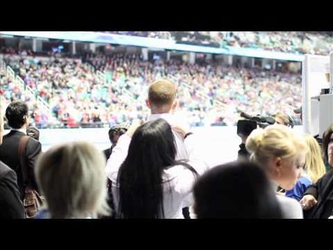 2011 US Figure Skating Championships - Behind the Scenes Sr Pairs