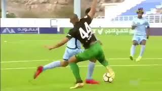 اهداف مباراة حتا 1-1 شباب الاهلي HD ( دوري الخليج العربي )     -