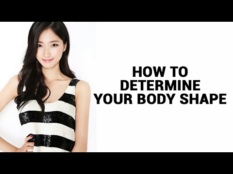 Different Types of Body Shapes | How to Determine Your Body Shape