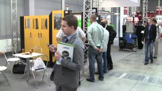 Firma KajTech na targach Plastpol 2012