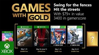 Xbox - May 2018 Games with Gold -