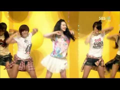 Sulli ( Fx) Cute Dance