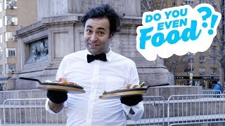 Delivering Sizzling Fajitas to Strangers in New York City | Food Network