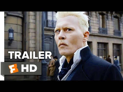 Fantastic Beasts: The Crimes of Grindelwald Comic-Con Trailer (2018)