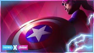 Fortnite - Falling Skies Music [Avengers x Fortnite] 10 Hours