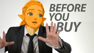 The Legend of Zelda: Breath of the Wild - Before You Buy