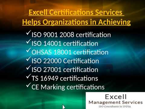 ISO CERTIFICATION AGENCY SELECTION CRITERIA