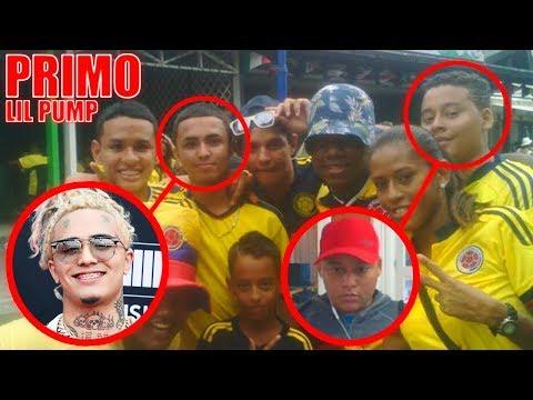 ENTREVISTA AL PRIMO COLOMBIANO DE LIL PUMP (REAL) - LIL PUMP ES DE COLOMBIA   BRAYAN TRAP