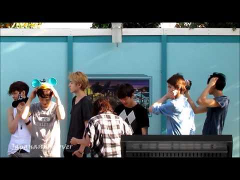 EXO at Disneyland pt.1 120519