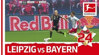 RB Leipzig 4-5 Bayern München - FULL Match - Bundesliga 2017 Advent Calendar 24