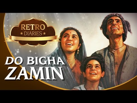 The Story Of Do Bigha Zamin | Balraj Sahni - Nirupa Roy | Retro Diaries