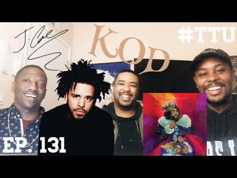 EPISODE 131: J. Cole - KOD ALBUM REACTION