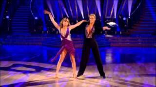 2009 Strictly Come Dancing Martina Hingis & Matthew Cutler Rumba