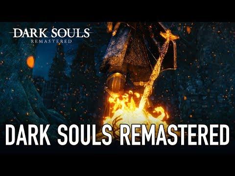 Dark Souls: Remastered  - Announcement Trailer
