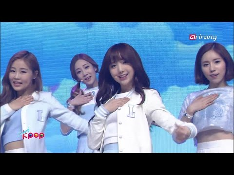 Simply K-Pop _ Lovelyz(러블리즈) _ For you(그대에게) _ Ep.196 _ 010116