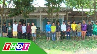 25 thanh niên hỗn chiến, 3 mạng người,  vì tiếng nẹt pô | THDT