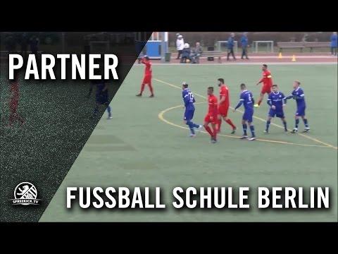 VSG Altglienicke - CFC Hertha 06 (NOFV-Oberliga Nord) - Spielszenen | SPREEKICK.TV