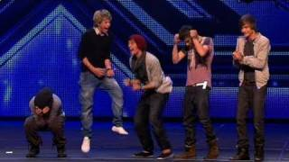 The new groups - X Factor bootcamp (Full Version)