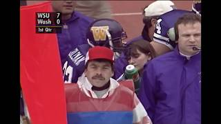 1995 Apple Cup | Washington State at #22 Washington