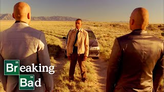 Gus Fring Delivers a Message to The Cousins - S3 E6 Clip #BreakingBad