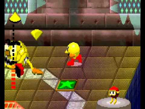 Pac-Man World For GBA Walkthrough Level 12:Toc-Man's Lair{Finale}
