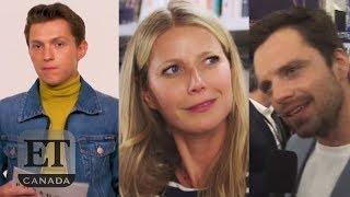 'Avengers' Co-Stars Mock Gwyneth Paltrow's 'Spider-Man' Memory