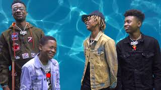 On The Green Screen With: Digital Young Kingz